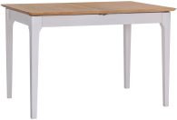 Freya Painted Oak 1.2m Butterfly Extending Table