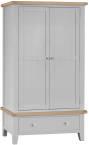 Pippa Large 2 Door Wardrobe