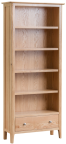 Freya Oak Large Bookcase