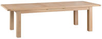 Oak 2.4 Extending Table