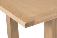 Belle Lime- Washed Oak 2.4 Extending Table
