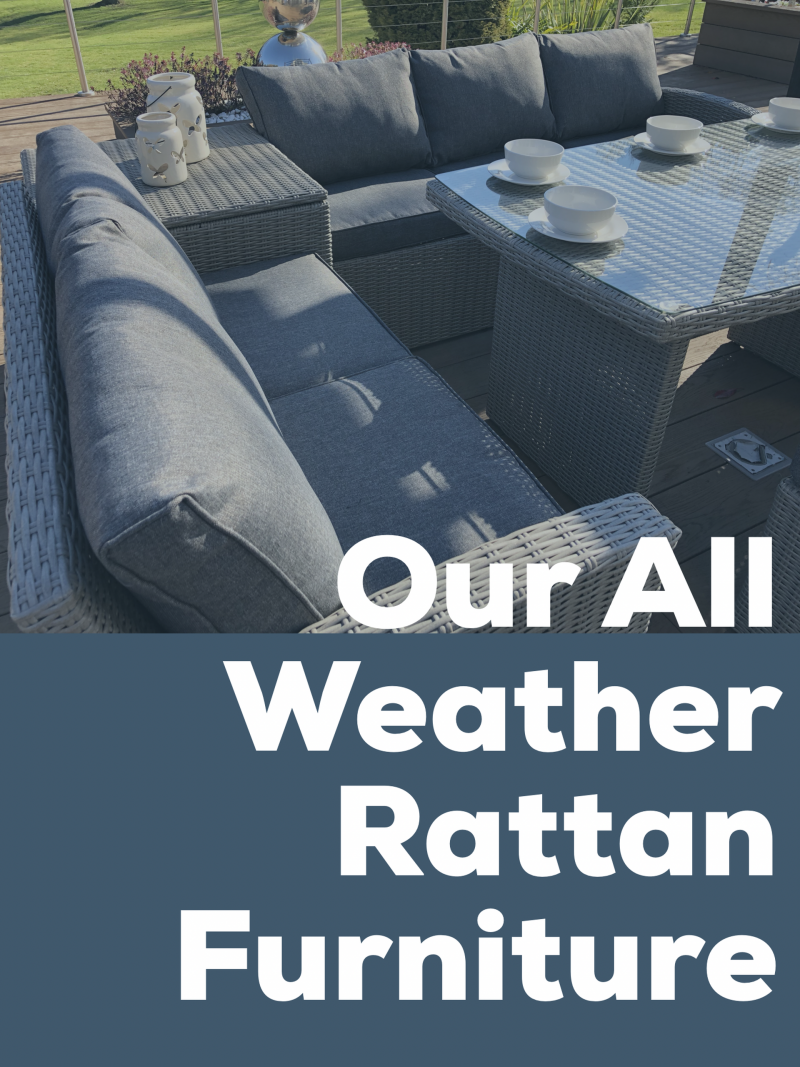 Blue Lagoon Furniture Rattan Quality