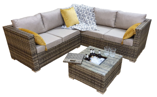 Blue Lagoon Furniture Small Sofa Sets