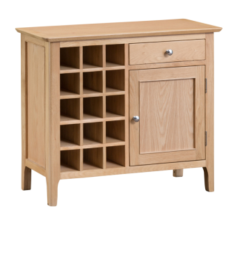 Blue Lagoon Furniture Wine Cabinets