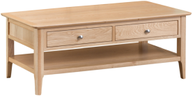 Freya Oak Large Coffee Table