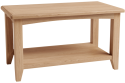 Rosie Oak Small Coffee Table