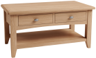 Rosie Oak Large Coffee Table