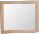 Oak Large Mirror
