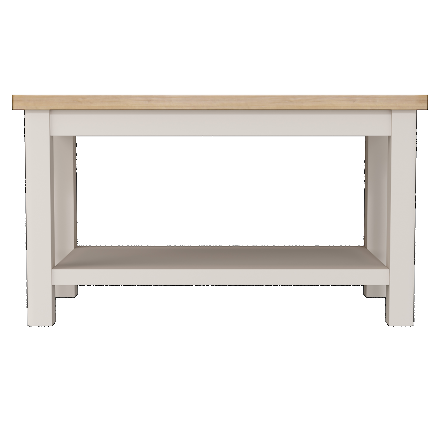 Isabella Painted Oak Coffee Table