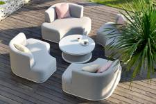 Snug Lifestyle Suite With Rising Table- Lead Chine