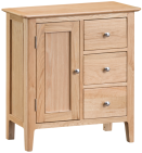 Freya Oak Large Cupboard