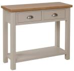 Isabella Painted Oak Console Table