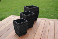 Shaped Planters