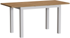 Isabella Painted Oak 1.2m Butterfly Extending Table
