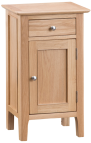 Freya Oak Small Cupboard