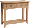 Rosie Oak Consol Table
