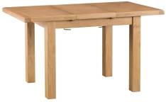 Belle Oak 1m Butterfly Extending Table