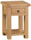 Belle Oak Side Table